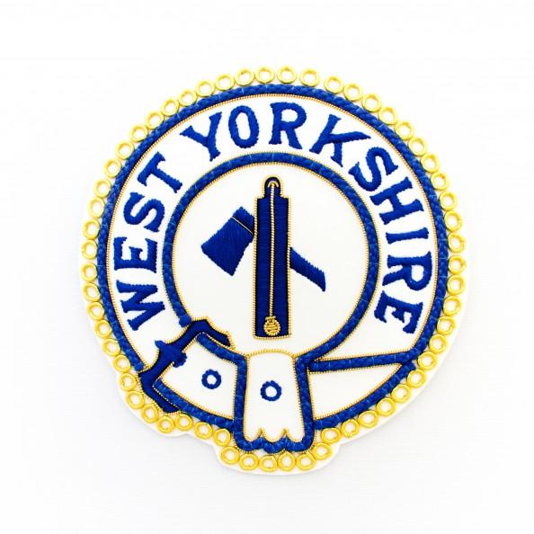 Mark Provincial Undress Apron Badge