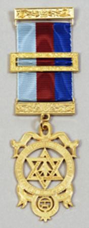 Royal Arch Provincial Regalia package - Frame Regalia