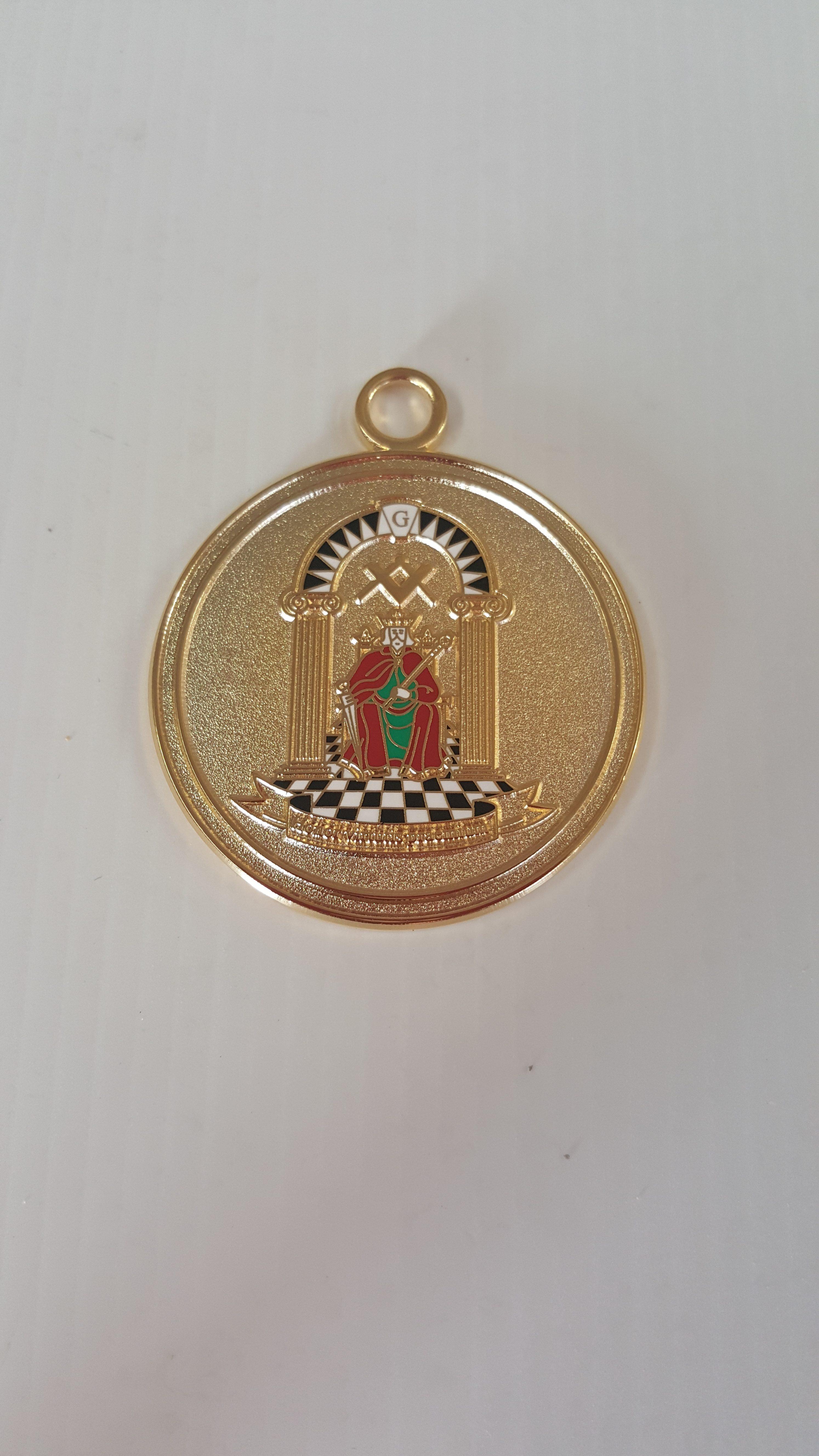 Masonic Order of Athelstan Past Provincial Collar Jewel new